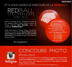 Redabll project concours Instagram