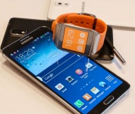 Galaxy Note + watch