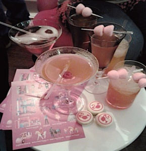 Barbie Drinks
