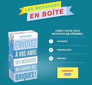 messagesenboite Monoprix