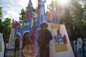 chateau de Disney