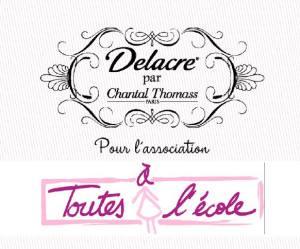 delacre X chnatal thomass pour toutealecole