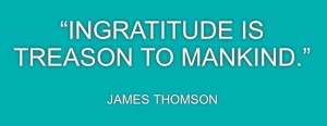 ingratitude james thomson