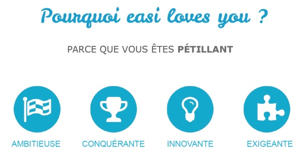 pourquoi easiware loves you ?
