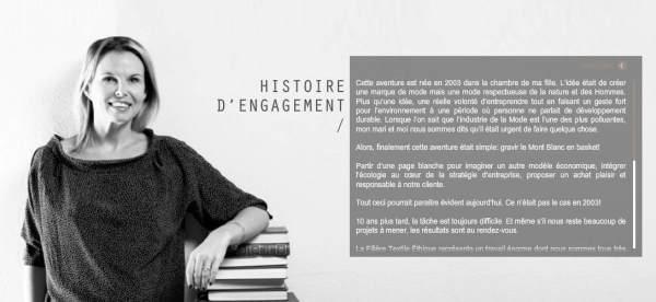 Histoire d'engagement Ekyog