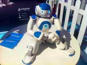 Nao le robot digital