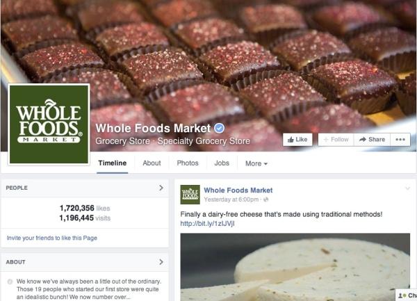 wholefoods FB