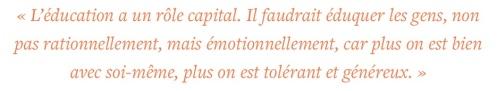 education emotionnelle