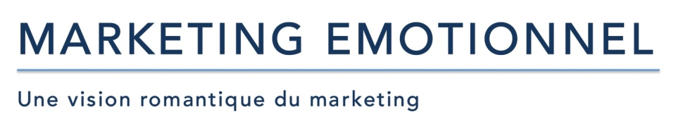 logo marketing emotionnel romantique