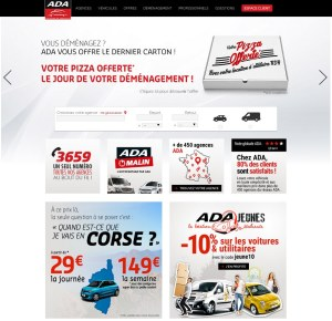 ADA HOME PAGE