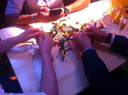 Lego atelier