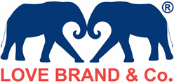 logo love brand & co