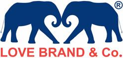 logo love brand & co