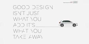 audi design add