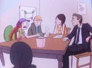 réunion marketing de lilou