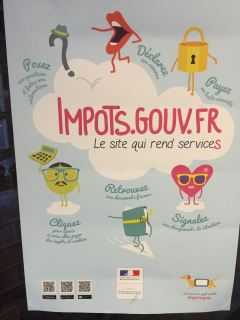 site impots services