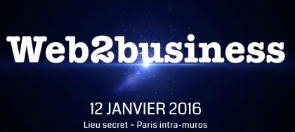 web2business 2016