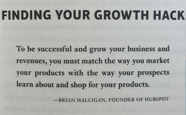 finding your growth hack