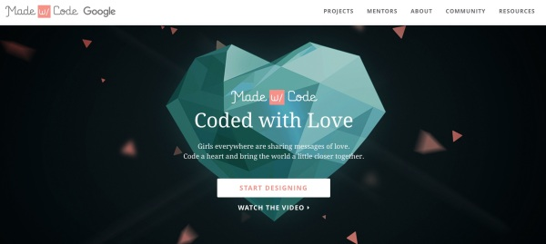 made with love code