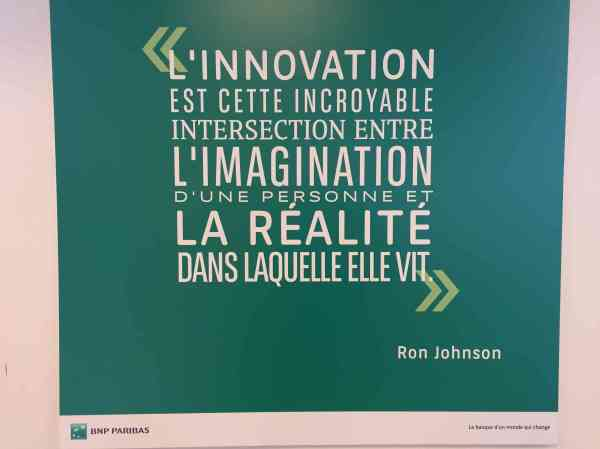 innovation quote ron johnson