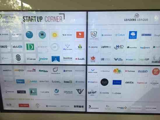 start-up corner