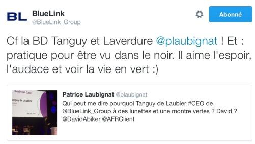 bluelink-tweet