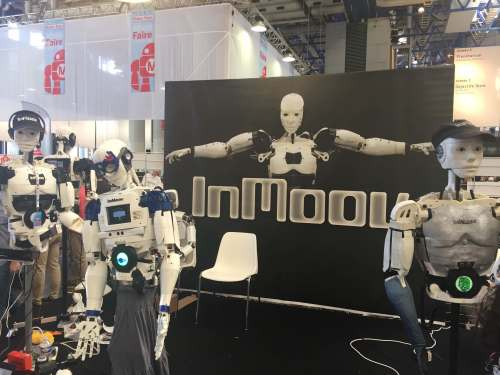 Inmoov makers 2017