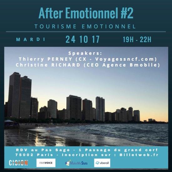 AfterEmotionnel #2 Tourisme