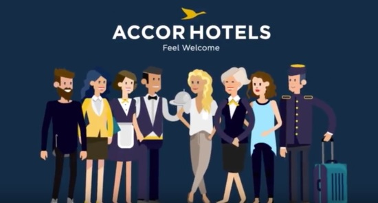 Accor feel welcome