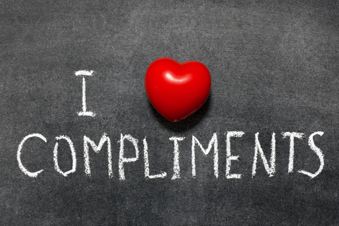 love compliment