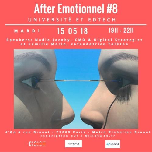 AfterEmotionnel #8