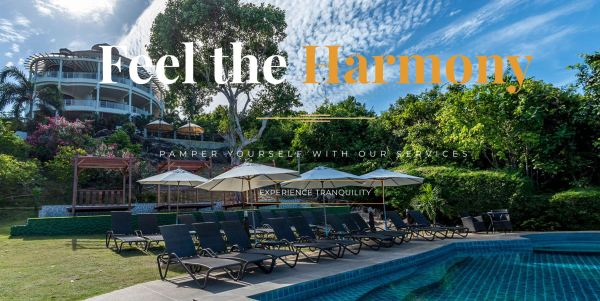 sunset hill resort harmony