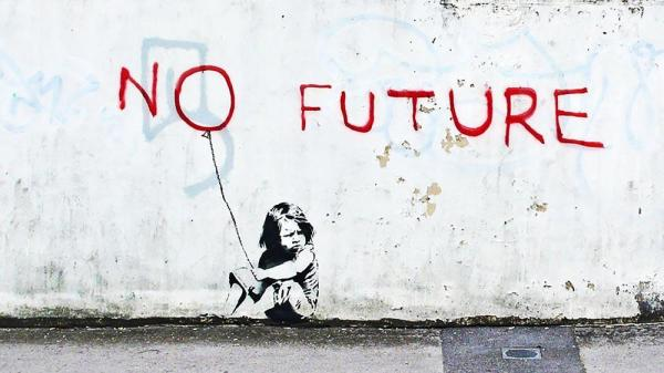 Banksy no future.jpg