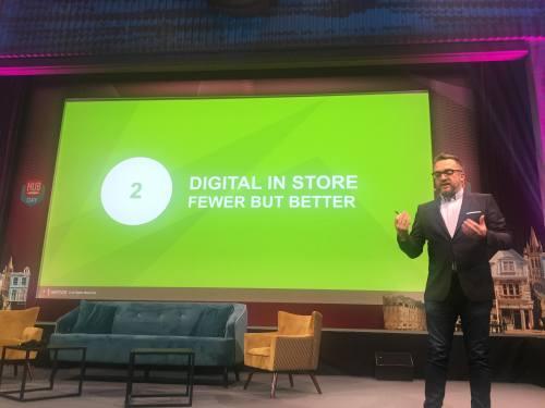 digital - fewer but better