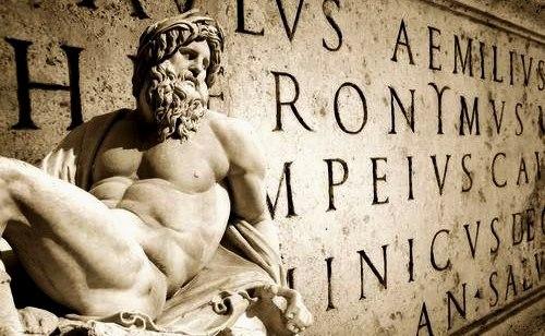 gresc ou romains
